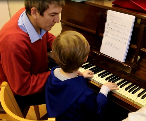 Piano teachers in Fulham Chelsea and Putney